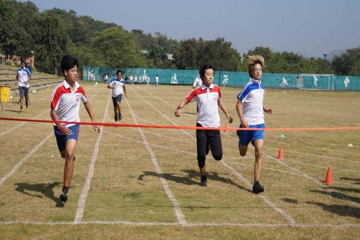 International School-Sports