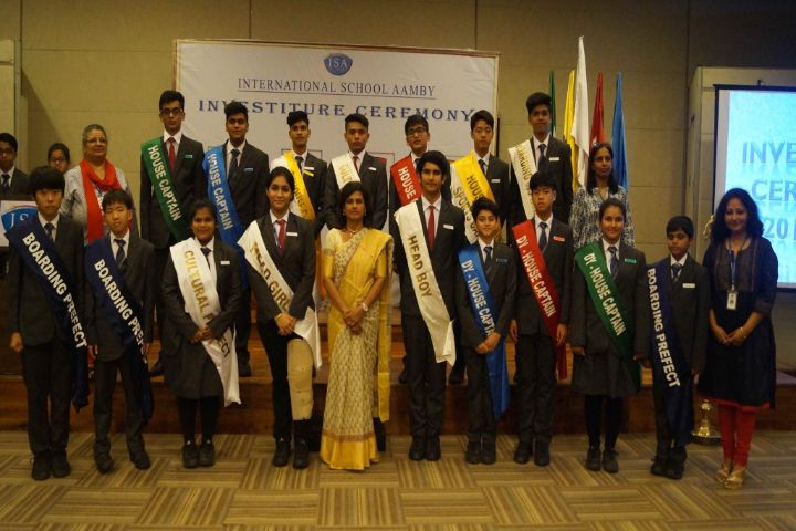 International School-Students