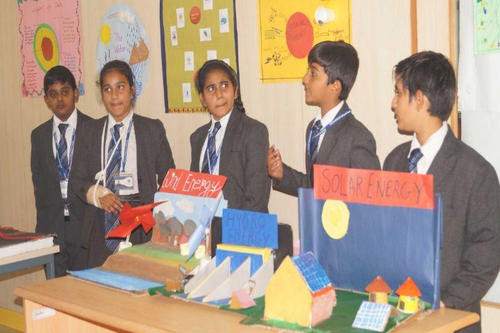 International School-Exhibition