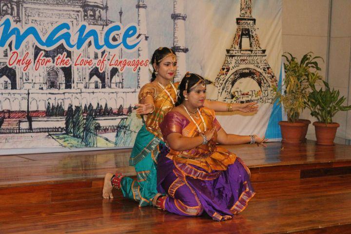 International School-Dance