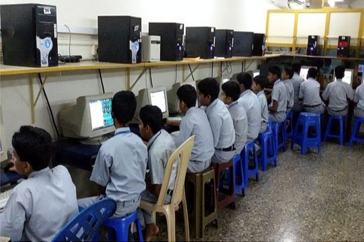 Holy Family High School And Junior College-Computer Lab