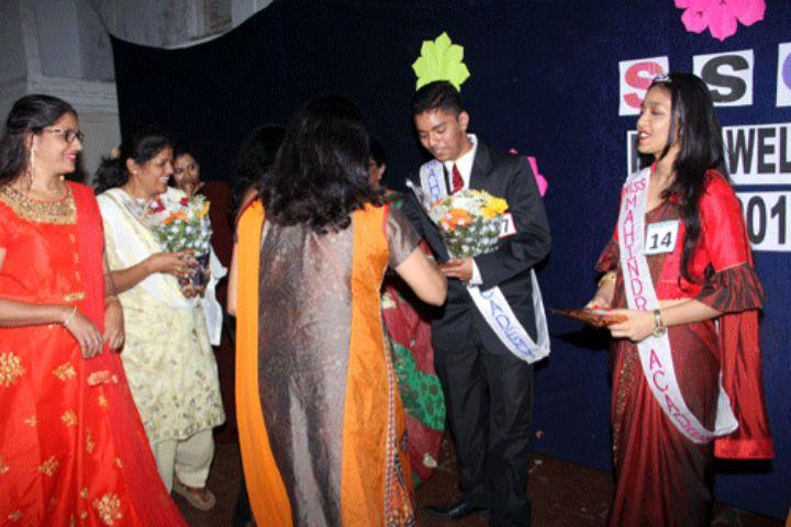 Mahindra Academy-Farewell