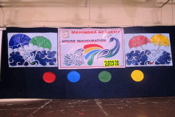 Mahindra Academy-House Inaugration