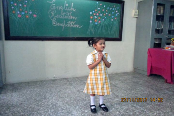 Mahindra Academy-Kindergarten