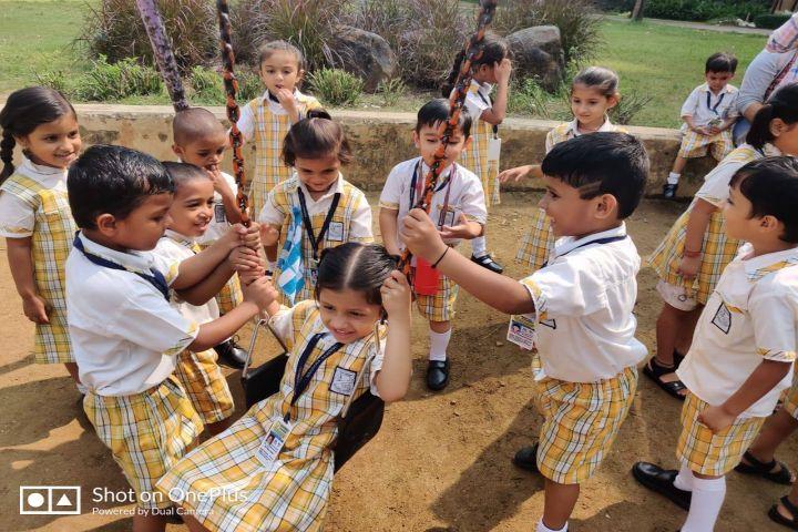 Mahindra Academy-Playground