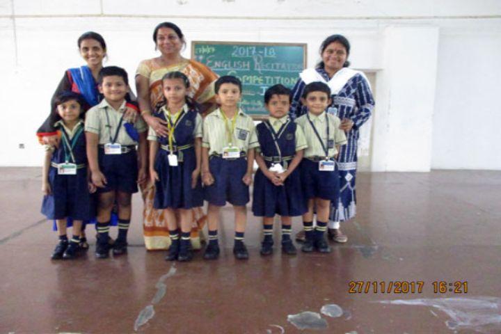 Mahindra Academy-Primary Students