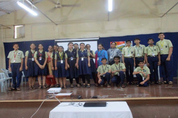 Mahindra Academy-Students