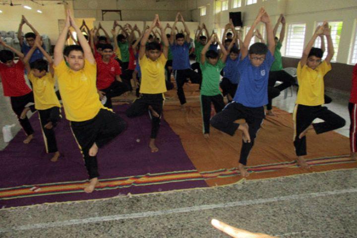 Mahindra Academy-Yoga