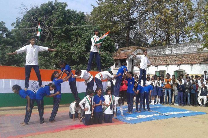 Simultala Awasiya Vidyalaya-Independence Day