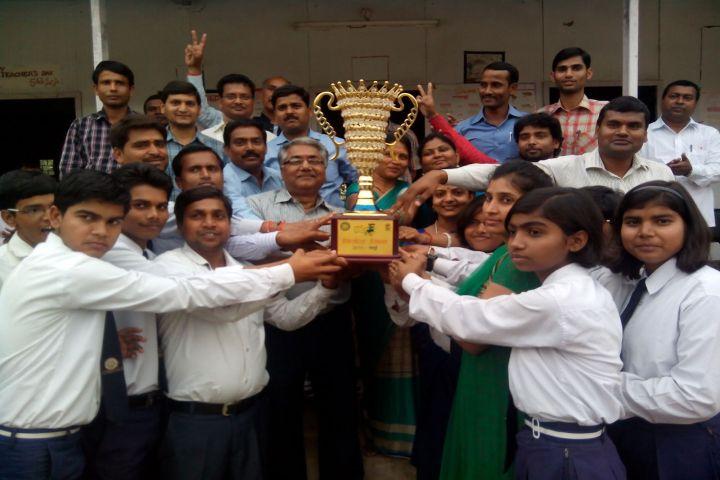 Simultala Awasiya Vidyalaya-Winners