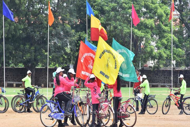Madras Christian College Matriculation Higher Secondary School-School Event