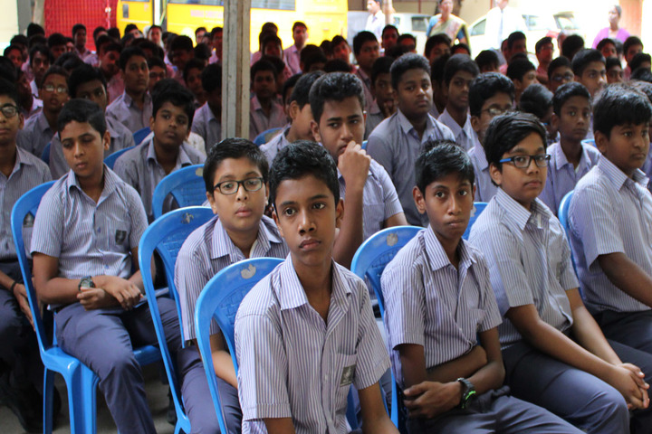 Madras Christian College Matriculation Higher Secondary School-Workshop