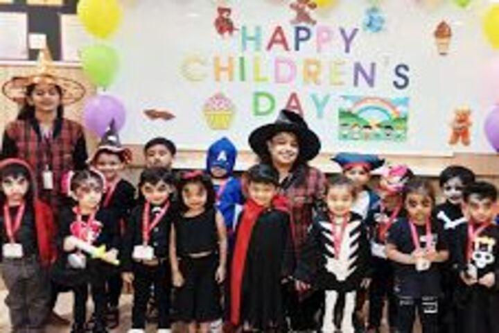 Witty International School-Childrens Day