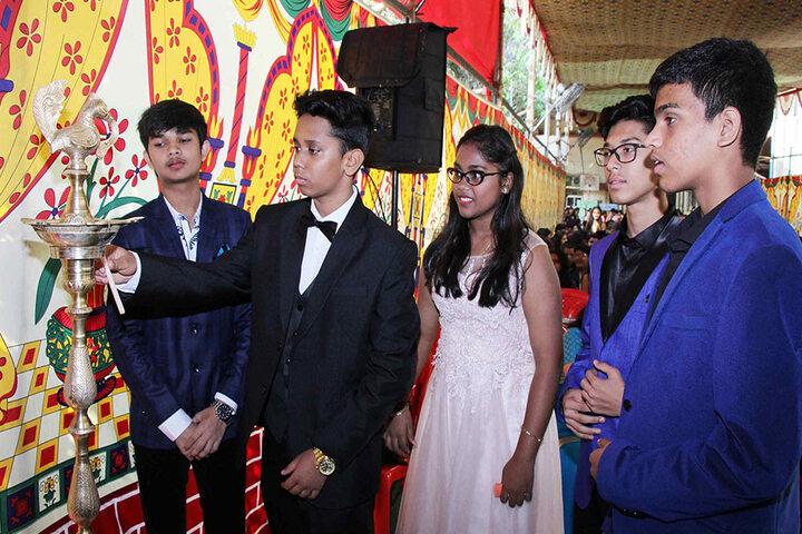 Bombay Cambridge International School-Farewell
