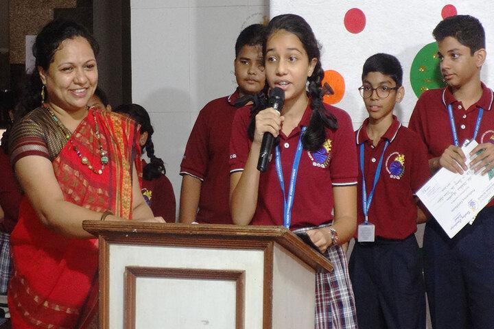 Bombay Cambridge International School-Speech
