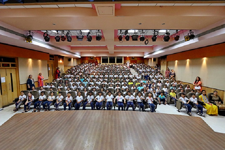 D G Khetan International School-Auditorium