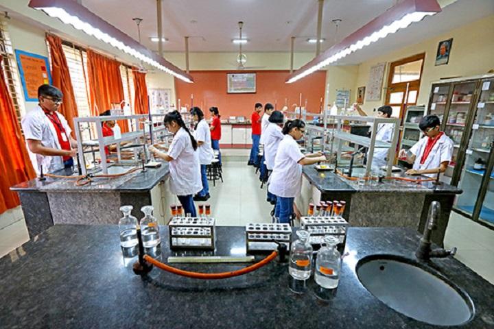 D G Khetan International School-Chemistry Lab