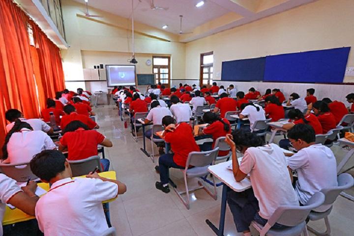 D G Khetan International School-Class Room