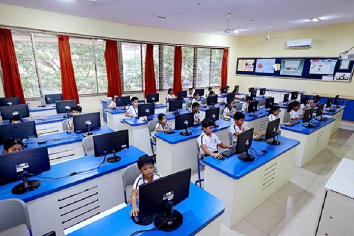 D G Khetan International School-Computer Lab
