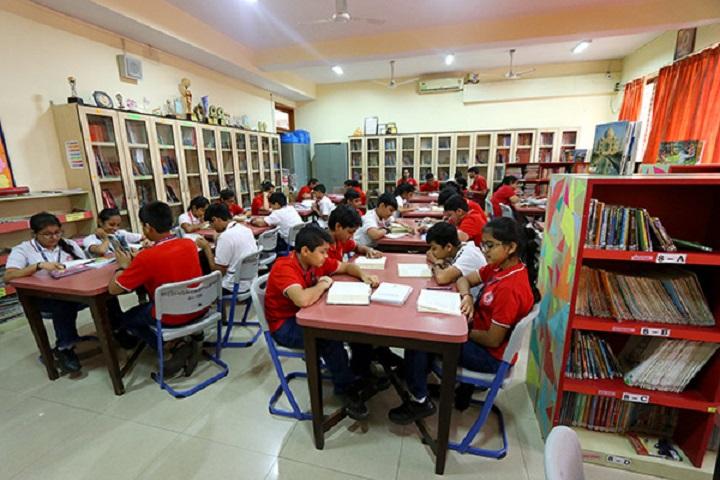 D G Khetan International School-Library