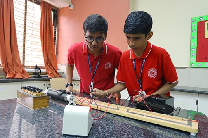 D G Khetan International School-Physics Lab