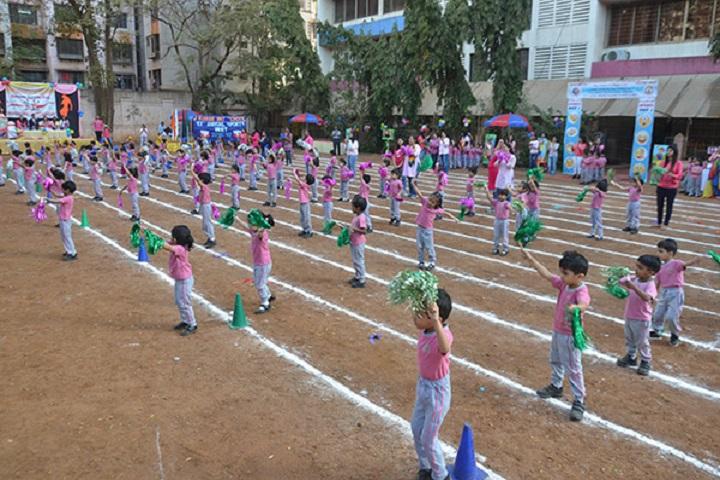 D G Khetan International School-Play Ground