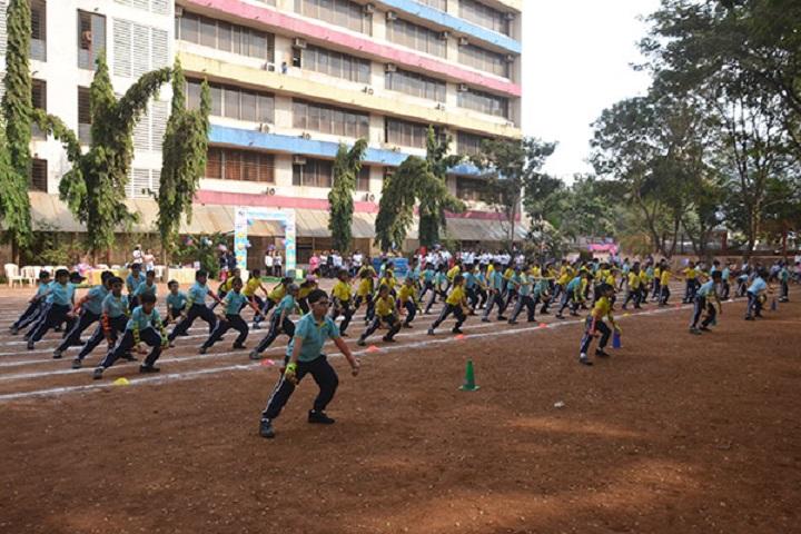 D G Khetan International School-Sports Day Celebration