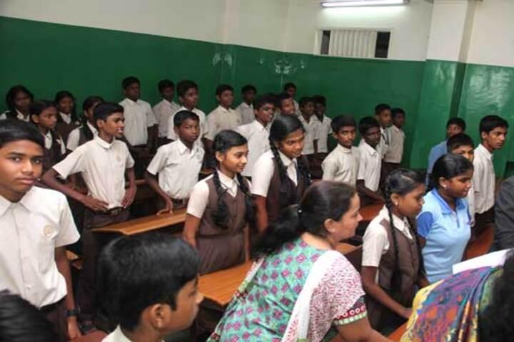 SIES High School-Classroom