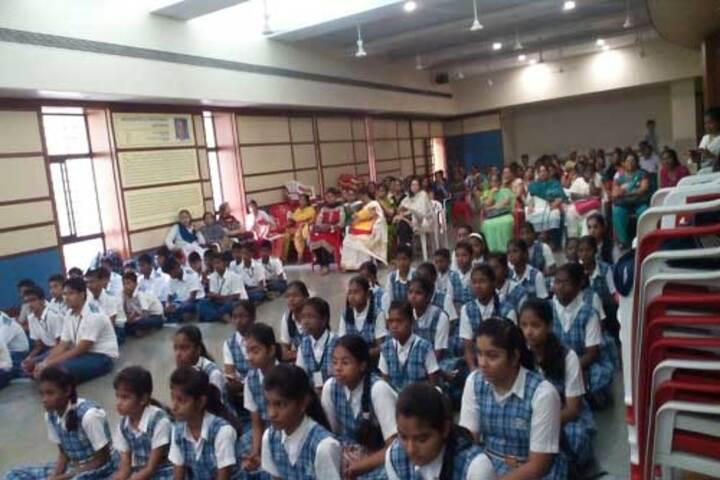 SIES High School-Maharastra Day