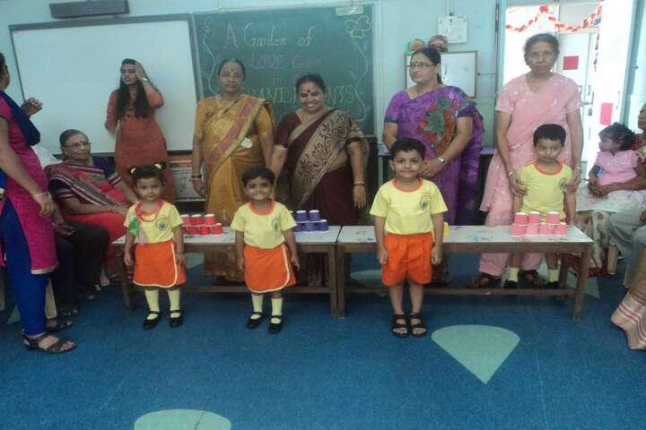 Dr S Radhakrishnan International School-Grand Parents Day