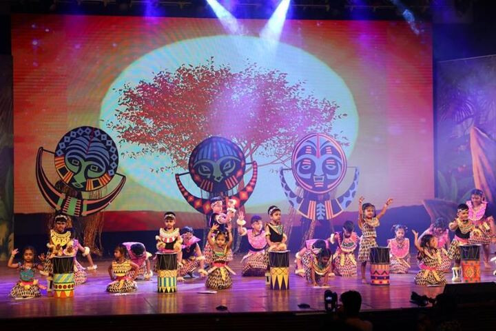 Billabong High International School-Annual Day