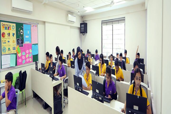 Billabong High International School-Computer Lab