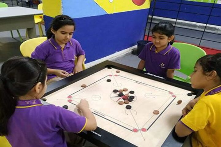 Billabong High International School-Indoor Games