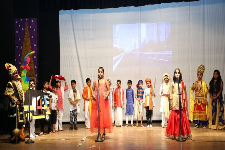 Veer Bhagat Singh International School-Drama