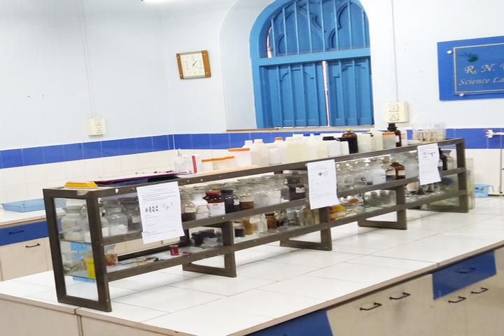 The Modern School-Science Lab