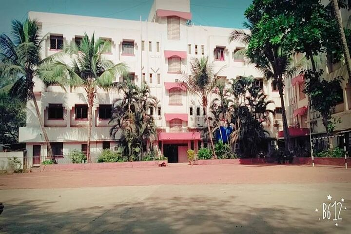 Vivekanand English High School-Campus View