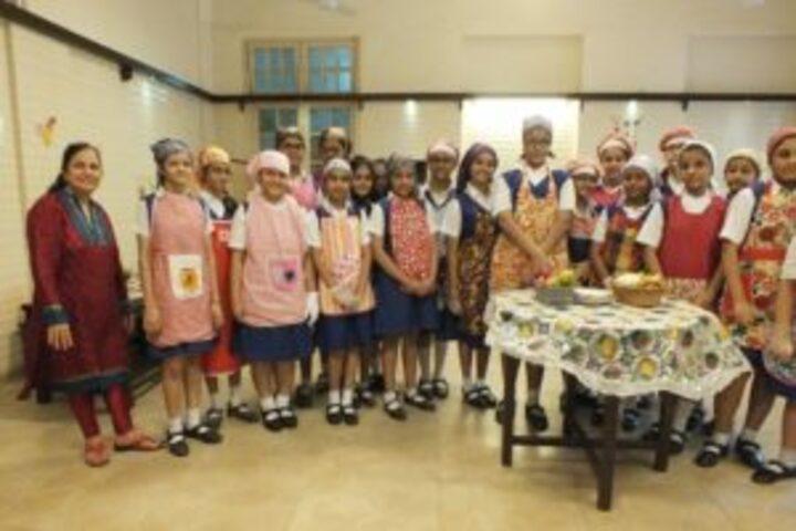 The JB Vachha High School-Cooking Classes