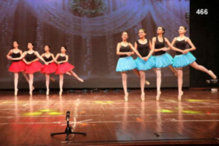 The JB Vachha High School-Dance Competition