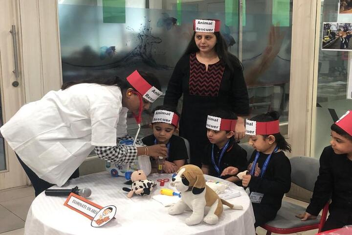 Utpal Shanghvi Global School-Pre Primary Event