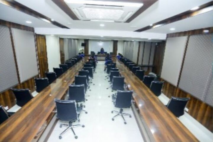 Utpal Shanghvi Global School-Seminar Hall