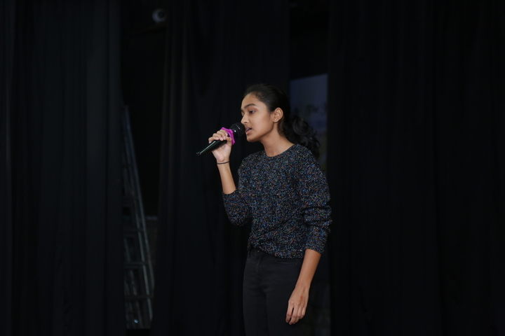Utpal Shanghvi Global School-Singing Competition