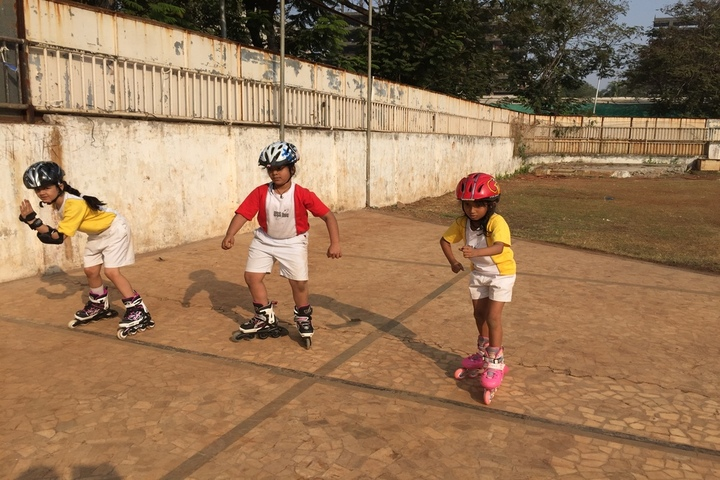 Utpal Shanghvi Global School-Skating