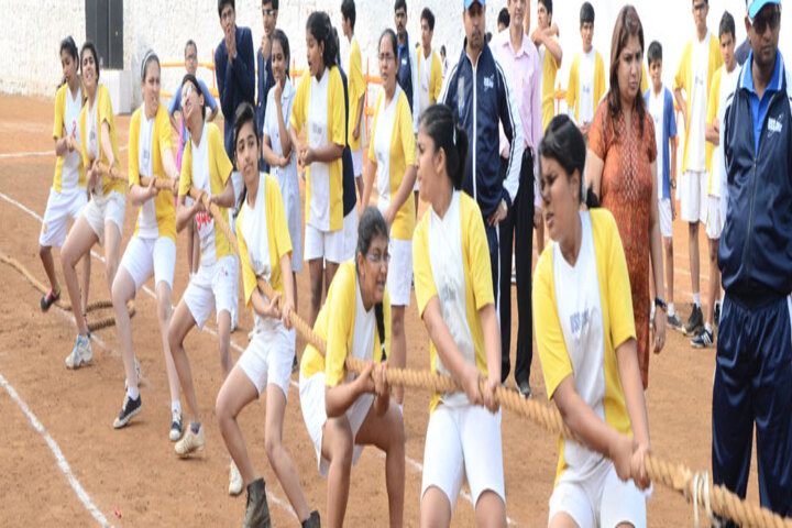Utpal Shanghvi Global School-Sports Day