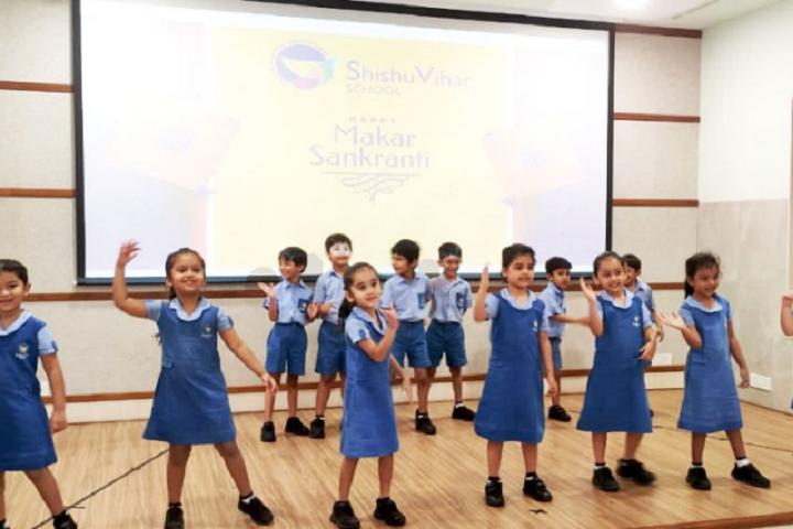 Shishu Vihar School-Dances