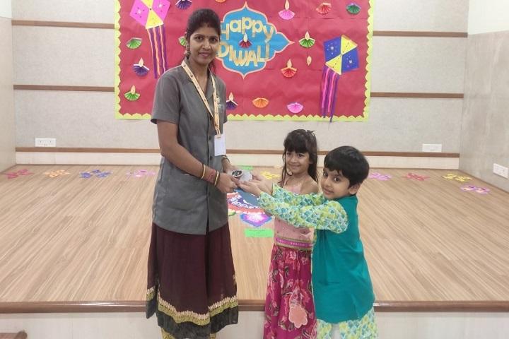 Shishu Vihar School-Diwali Celebration