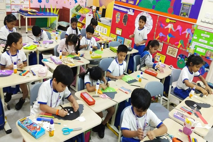 Shishu Vihar School-Drawing Competition