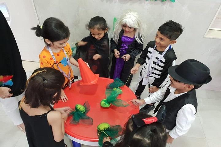 Shishu Vihar School-Games