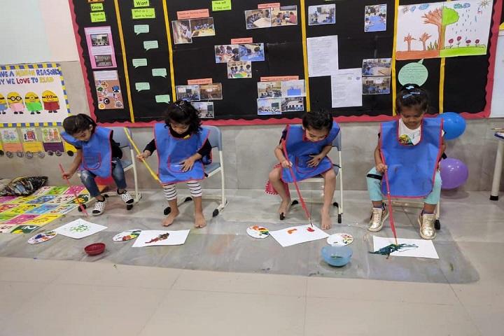 Shishu Vihar School-Painting Competitions