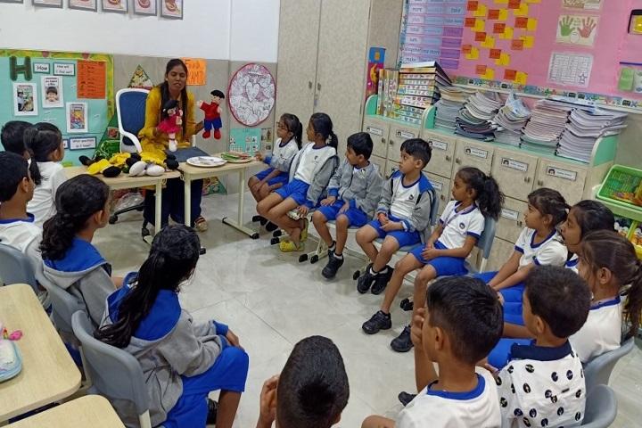 Shishu Vihar School-Quiz Competition