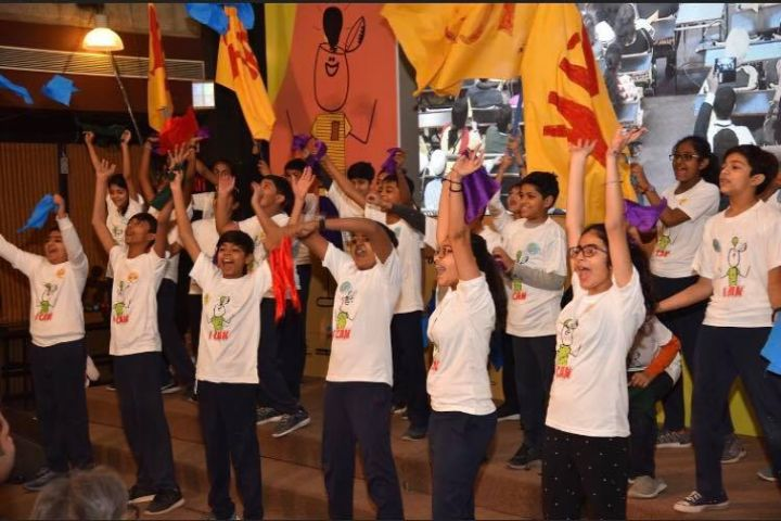 The Riverside School-Event